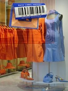 Retail brand security